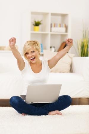 Happy website owner!